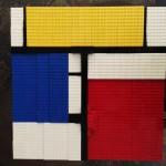 LegoMondrianArt